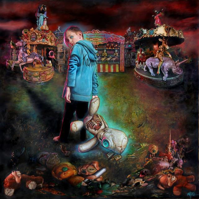 KoRn SERENITY OF SUFFERING Vinyl Record - Digital Download Included