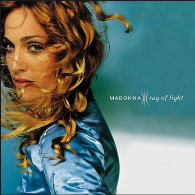 Madonna RAY OF LIGHT Vinyl Record - 180 Gram Pressing
