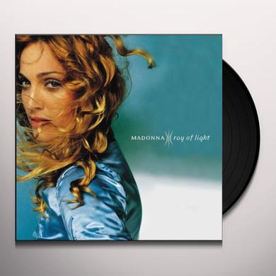 Madonna RAY OF LIGHT Vinyl Record - 180 Gram Pressing