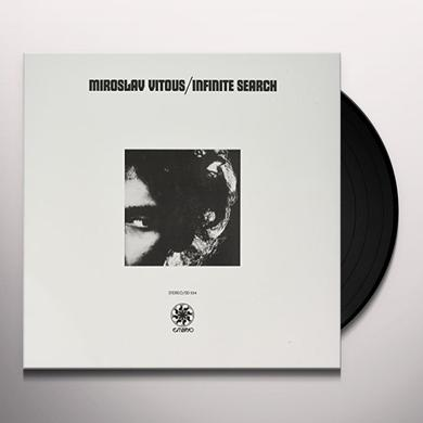 Miroslav Vitous INFINITE SEARCH Vinyl Record