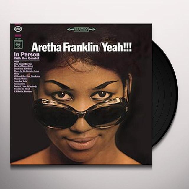 Aretha Franklin YEAH Vinyl Record - 180 Gram Pressing