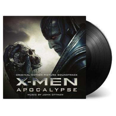 John Ottman X-MEN: APOCALYPSE / O.S.T. Vinyl Record