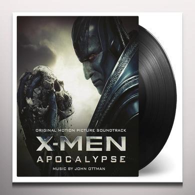 John Ottman X-MEN: APOCALYPSE / O.S.T. Vinyl Record - Limited Edition, 180 Gram Pressing, Orange Vinyl
