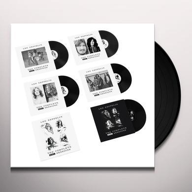 Led Zeppelin COMPLETE BBC SESSIONS Vinyl Record - 180 Gram Pressing