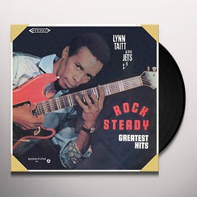 Lynn Taitt / Jets ROCK STEADY GREATEST HITS Vinyl Record