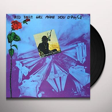 Anthony Red Rose RED ROSE WILL MAKE YOU DANCE Vinyl Record