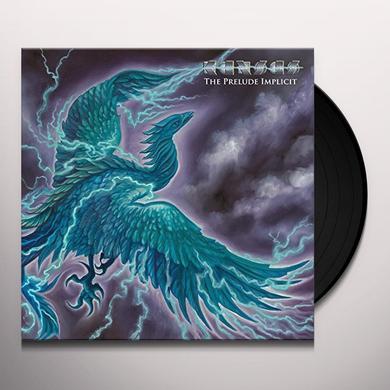 Kansas PRELUDE IMPLICIT  (DLI) Vinyl Record - 180 Gram Pressing