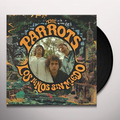 PARROTS LOS NINOS SIN MIEDO Vinyl Record