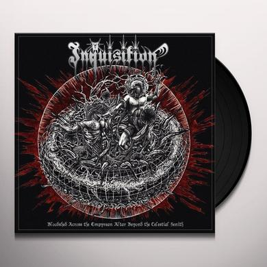 Inquisition BLOODSHED ACROSS THE EMPYREAN ALTAR BEYOND Vinyl Record