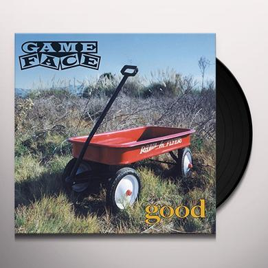 Gameface GOOD Vinyl Record - Deluxe Edition, Reissue