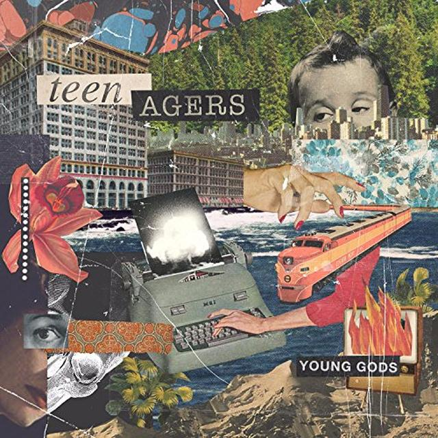Teen Agers YOUNG GODS Vinyl Record