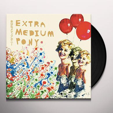 EXTRA MEDIUM PONY MEANINGLESSNESS Vinyl Record