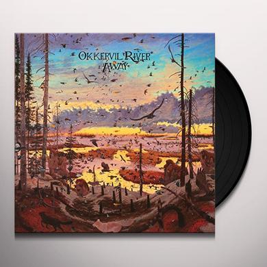 Okkervil River AWAY Vinyl Record