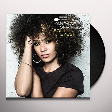 Kandace Springs SOUL EYES Vinyl Record