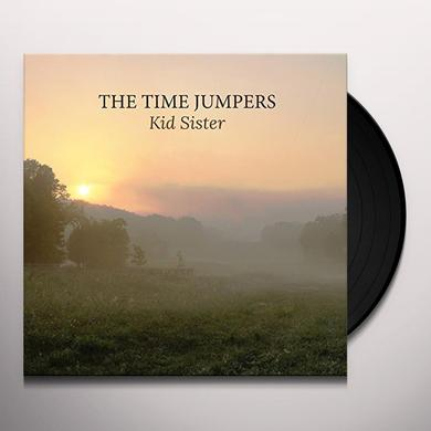 Time Jumpers KID SISTER Vinyl Record