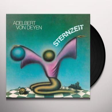 Adelbert Von Deyen STERNZEIT Vinyl Record