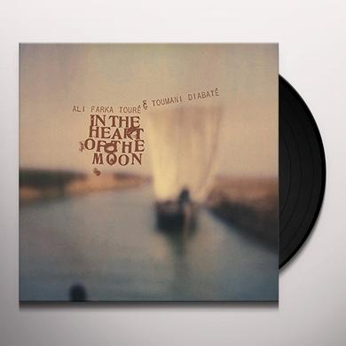 Ali Farka Toure / Toumani Diabate IN THE HEART OF THE MOON Vinyl Record