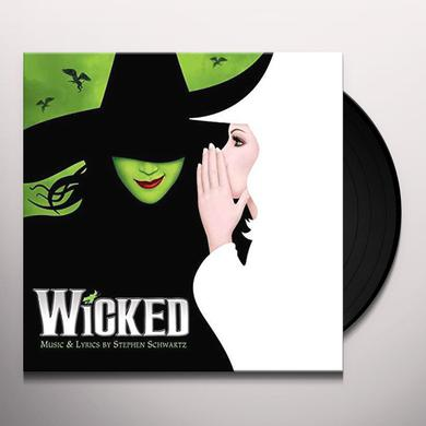 WICKED / O.C.R. Vinyl Record