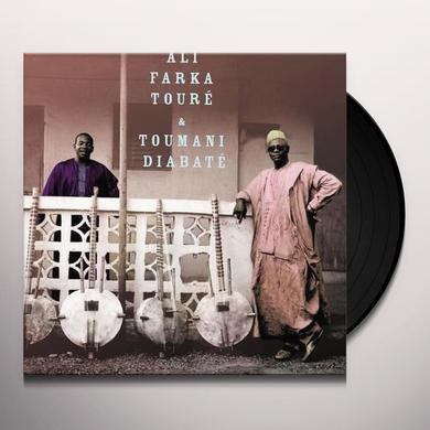 Ali Farka Toure / Toumani Diabate ALI & TOUMANI Vinyl Record