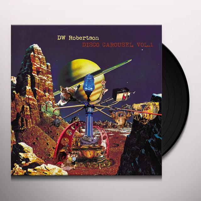 Dw Robertson DISCO CAROUSEL 1 Vinyl Record