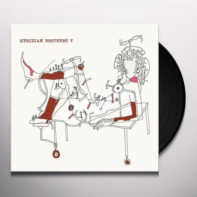 Meridian Brothers EL ADVENIMIENTO DEL CASTILLO MUJER Vinyl Record