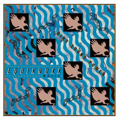 EQUIKNOXX BIRD SOUND POWER Vinyl Record