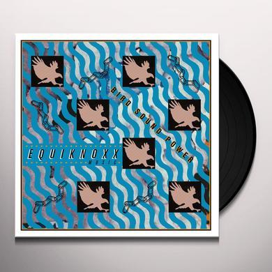 EQUIKNOXX BIRD SOUND POWER Vinyl Record