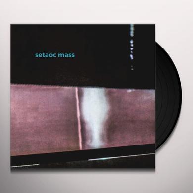 SETAOC MASS CIPHER Vinyl Record