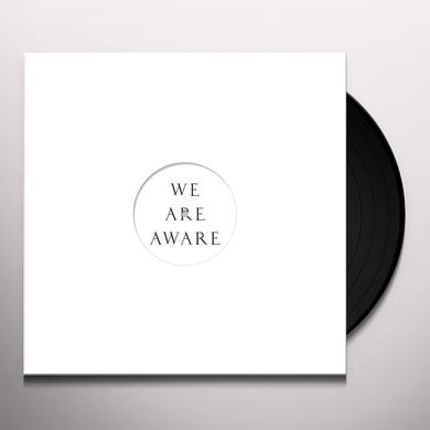 Clay Rendering WE ARE AWARE Vinyl Record