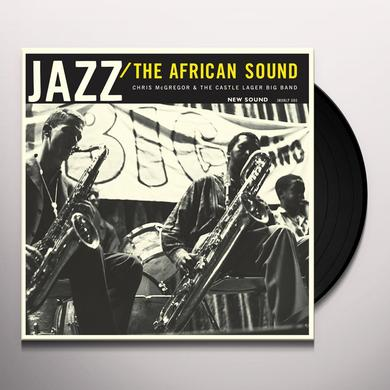 Chris Mcgregor & Castle Lager Big Band JAZZ / THE AFRICAN SOUND Vinyl Record