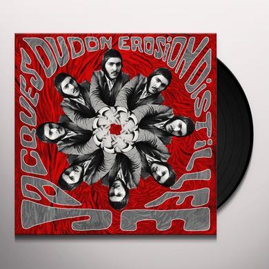 Jacques Dudon EROSION Vinyl Record