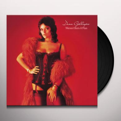 Dana Gillespie WEREN'T BORN A MAN Vinyl Record