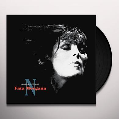 NICO'S LAST CONCERT - FATA MORGANA Vinyl Record