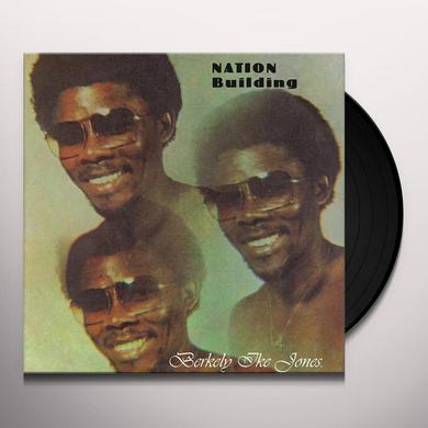 Berkely Ike Jones NATION BUILDING Vinyl Record
