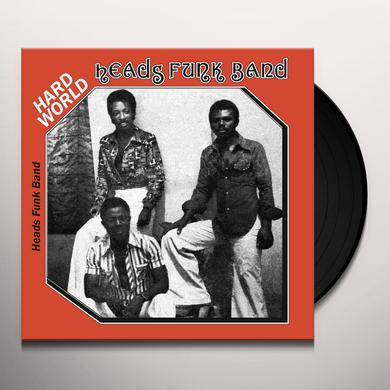 HEADS FUNK BAND HARD WORLD Vinyl Record