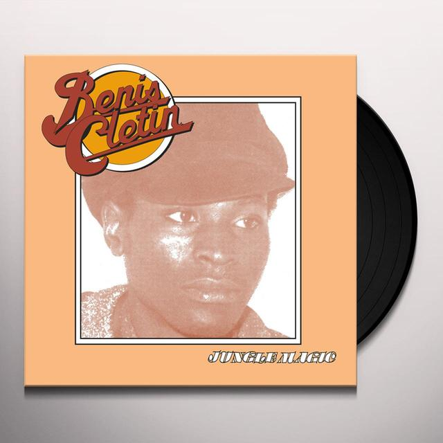 Benis Cletin JUNGLE MAGIC Vinyl Record