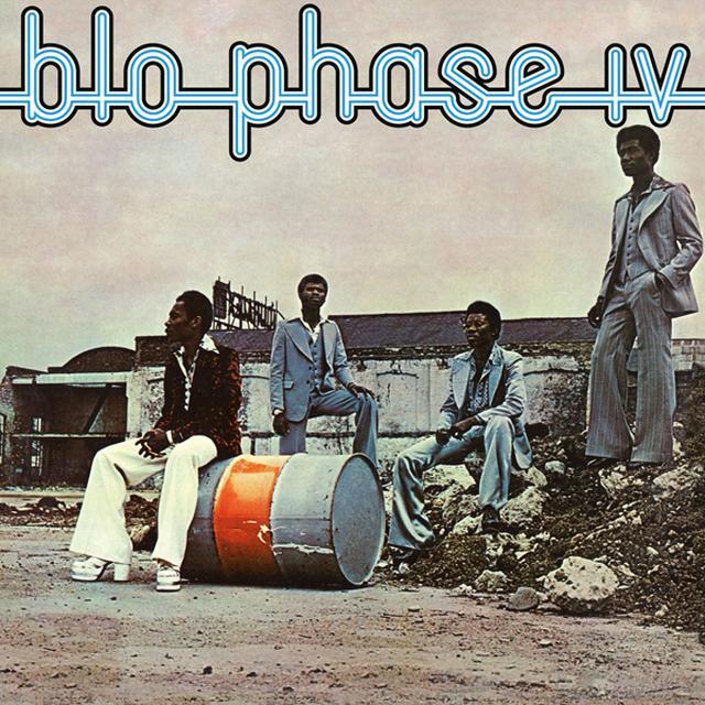 Blo PHASE IV Vinyl Record