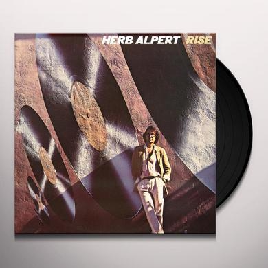Herb Alpert RISE Vinyl Record - 180 Gram Pressing, Digital Download Included