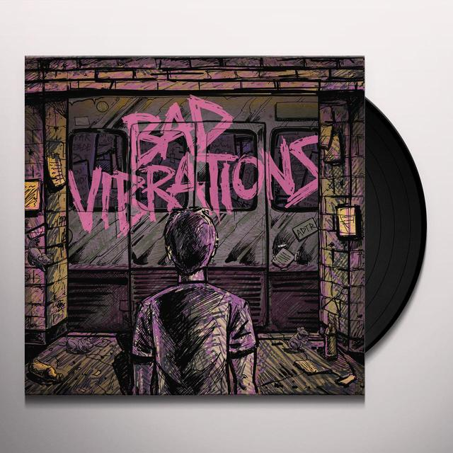 Day to Remember BAD VIBRATIONS Vinyl Record - Digital Download Included