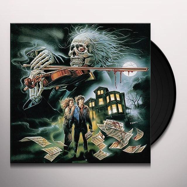 Vince Tempera PAGANINI HORROR - O.S.T. Vinyl Record