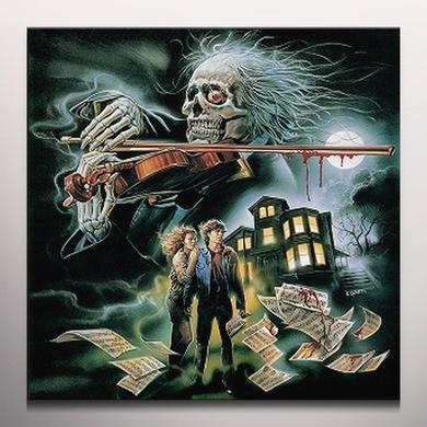Vince Tempera PAGANINI HORROR - O.S.T. Vinyl Record - Colored Vinyl