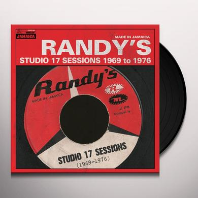 RANDY'S STUDIO 17 SESSIONS 1969-1976 / VARIOUS Vinyl Record