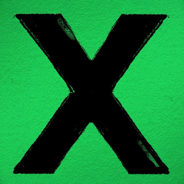 Ed Sheeran X Vinyl Record - Colored Vinyl, 180 Gram Pressing, Pink Vinyl