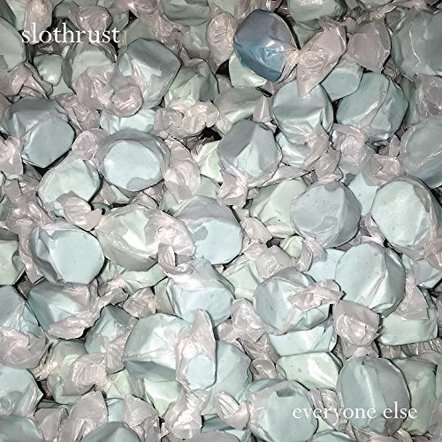 Slothrust EVERYONE ELSE Vinyl Record