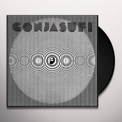 Gonjasufi SUFI & A KILLER Vinyl Record - Gatefold Sleeve, Digital Download Included