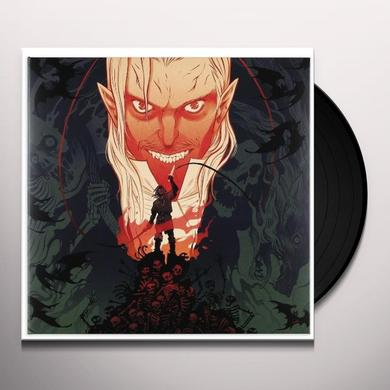 KONAMI KUKEIHA CLUB (10IN) (BLK) (LTD) CASTLEVANIA / O.S.T. Vinyl Record - 10 Inch Single, Black Vinyl, Limited Edition