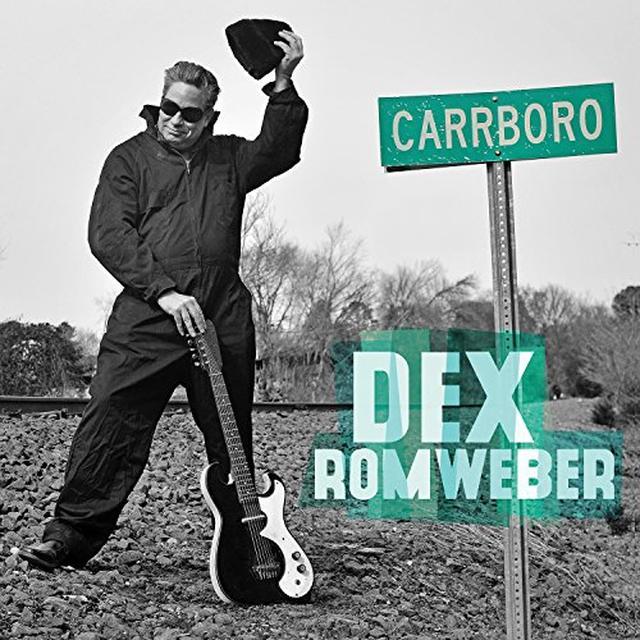 Dex Romweber CARRBORO Vinyl Record