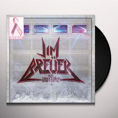Jim Breuer / Loud & Rowdy SONGS FROM THE GARAGE Vinyl Record