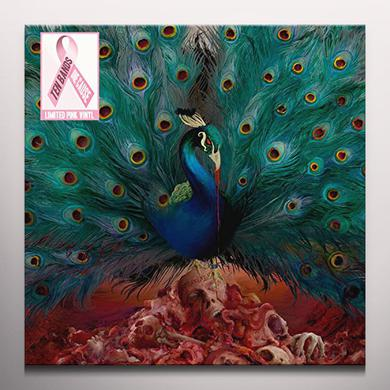 Opeth SORCERESS Vinyl Record - Colored Vinyl, Gatefold Sleeve, Limited Edition, Pink Vinyl