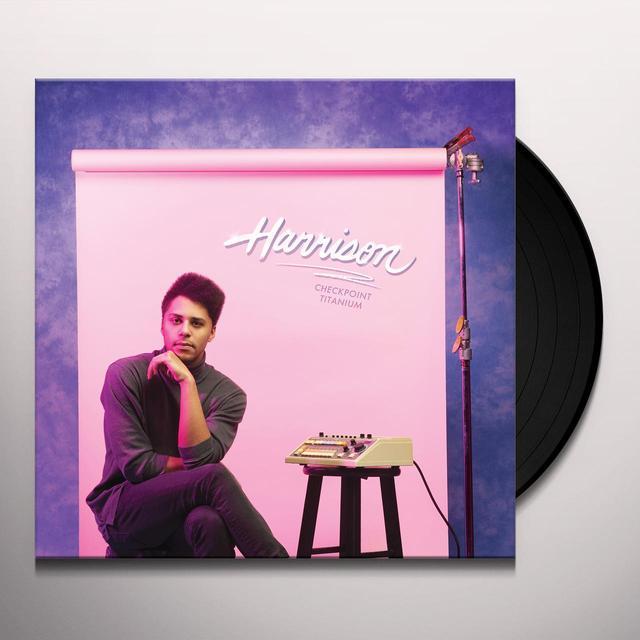 Harrison CHECKPOINT TITANIUM Vinyl Record